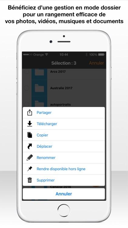 Cloud Orange screenshot-3