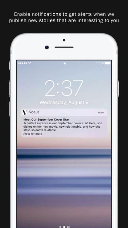 Vogue screenshot-3