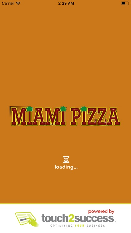 Miami Pizza Runcorn By Touch2success