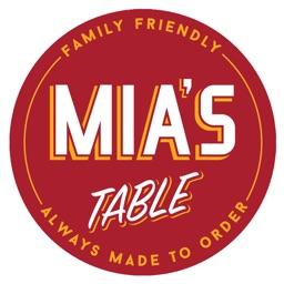 Mia's Table