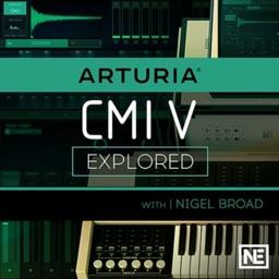 CMI V Course For Arturia V 104