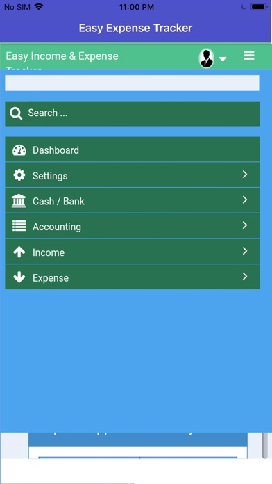 easy expense tracker manager app france application mobile tufnc