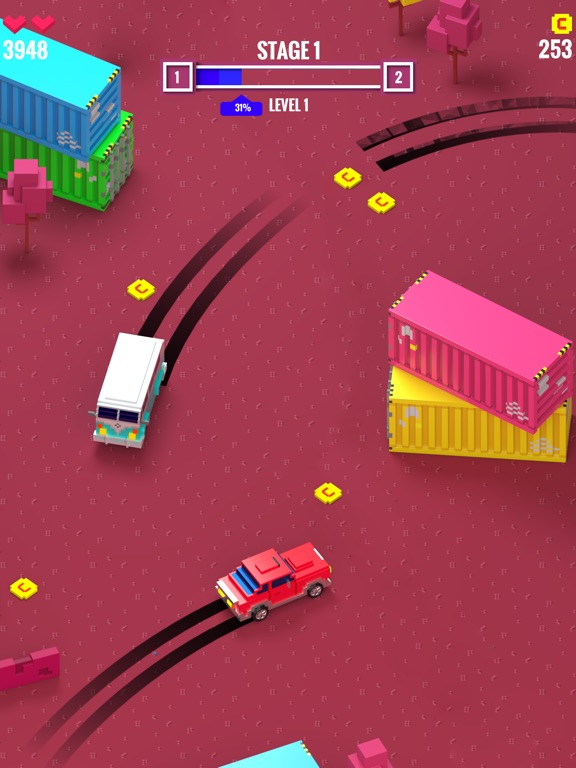 Drifty King - Crazy Drifting! screenshot 6