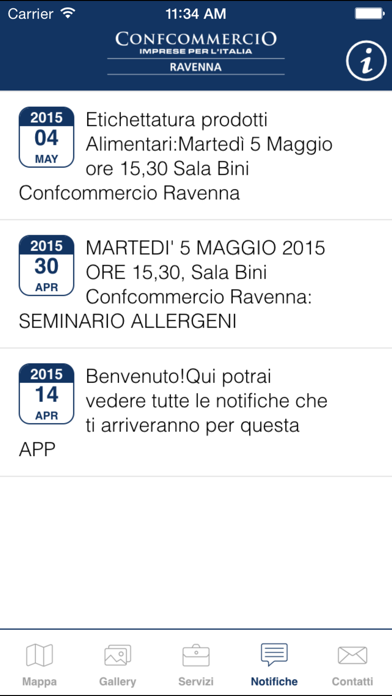Screenshot of Confcommercio Ravenna4