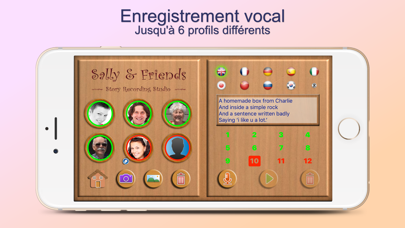 Screenshot #2 pour Sally & Friends L'anniversaire