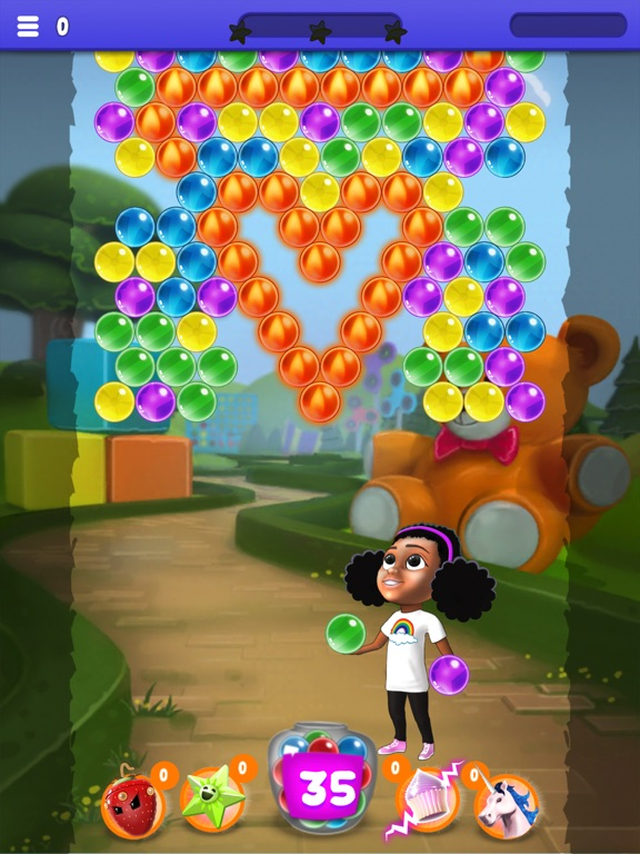 Toys And Me - Bubble Pop screenshot #3