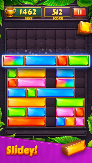 Jewel Blast - Block Drop Puzzl Screenshot 2