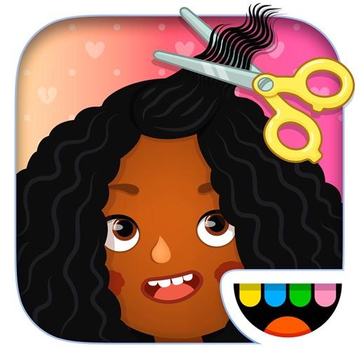 Toca Hair Salon 3 application logo