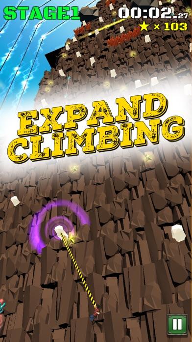 EXPAND CLIMBINGのスクリーンショット1