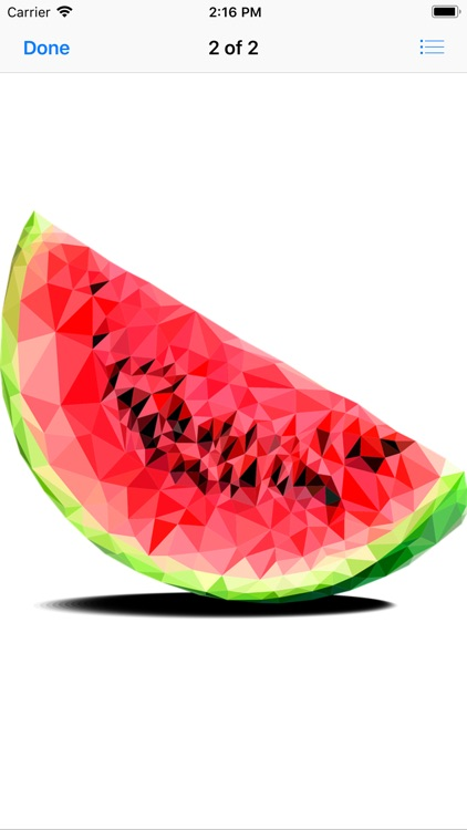 Wonderful Watermelon Stickers