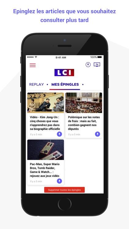 LCI – Actus, infos en continu screenshot-4