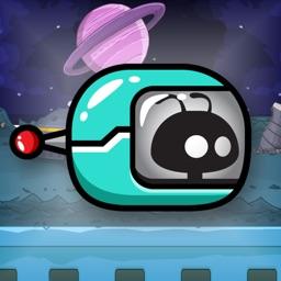 Space Alien Bouncer