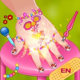 Princess Fingernail 2-EN