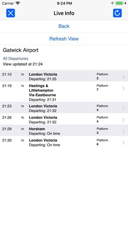 Great Britain Rail by Zuti screenshot-4