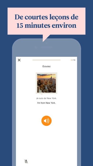 download Babbel – Cours de langues apps 1