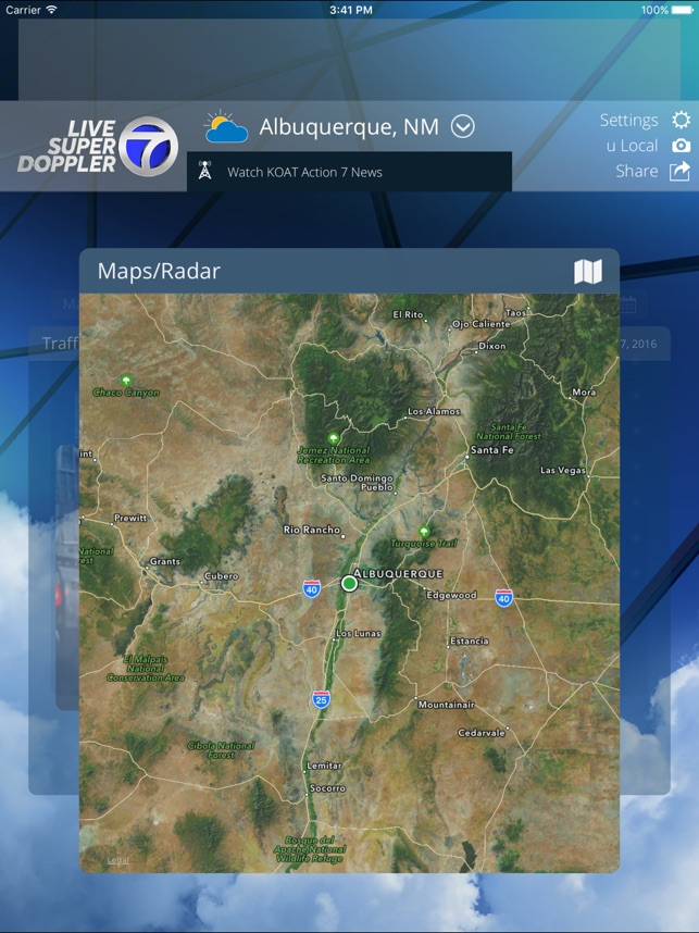 New Mexico Weather KOAT on