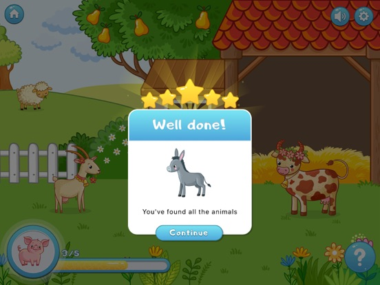 Screenshot #2 for Look&Say Toddler Learning Game