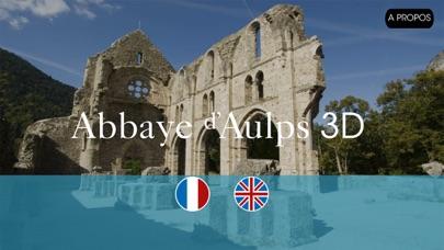 Abbaye d'Aulps 3D screenshot one