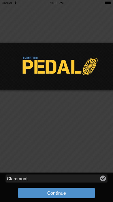 PEDAL SPIN Mobile