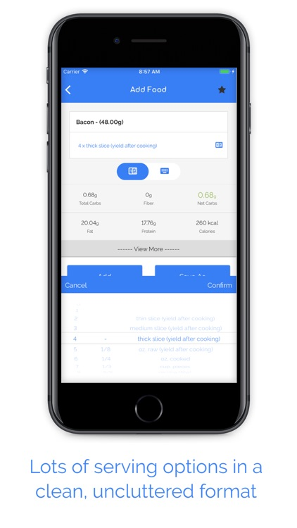 MyKeto: Ketogenic Diet Log screenshot-8
