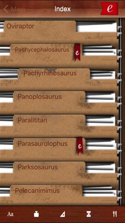 Dinosaur Book Lite: iDinobook screenshot-3