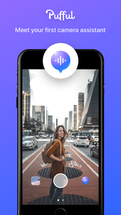Pufful - your camera assistant screenshot one