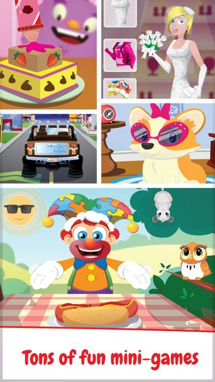 Puzzingo Toddler Kids Puzzles screenshot-3