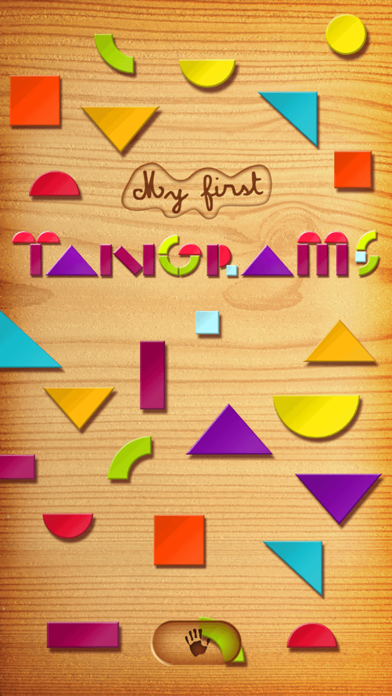 My First Tangrams Screenshot