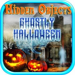 Hidden Object Ghostly Halloween Differences