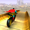 BigCode Games Pvt Ltd - Super Hero Bike Mega Ramp artwork