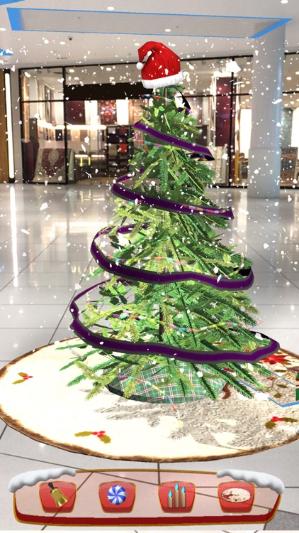 Christmas Tree Decoration - AR screenshot-3