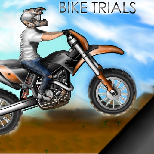Bike Trials - True Skill Game
