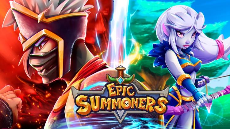 Epic Summoners: Monsters War screenshot-0