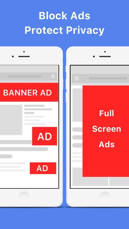 Ad blocker - Adblock block ads