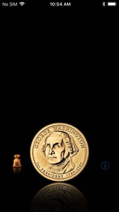 Coin Flip Plus screenshot one