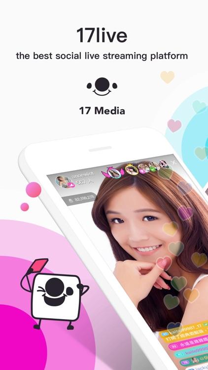 17Live-Best live streaming App