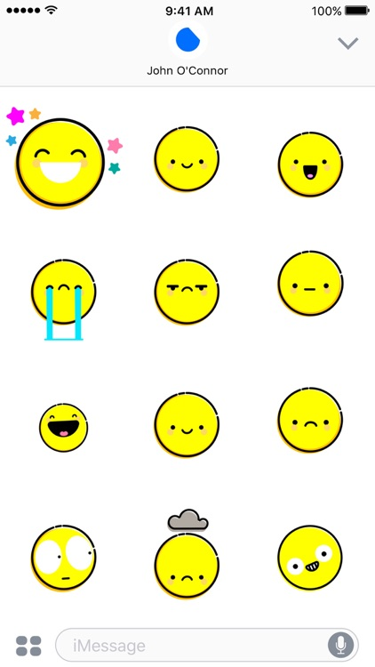 Mixed Emojis - Animated Stickers screenshot-2