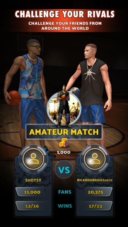 Basketball Rivals screenshot-4