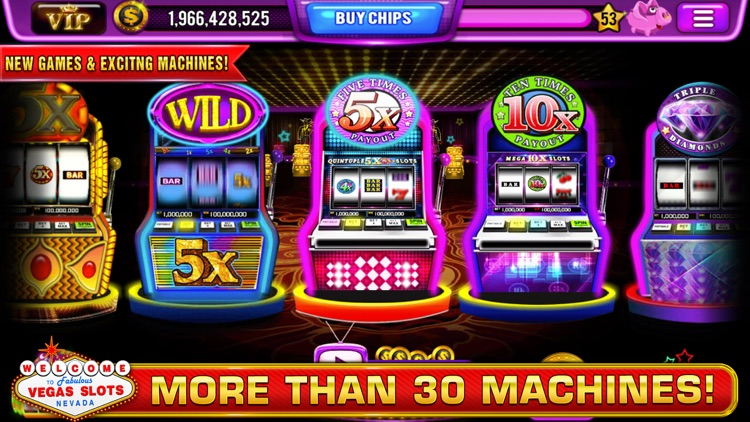Vegas Slots - Slot Machines! screenshot-4