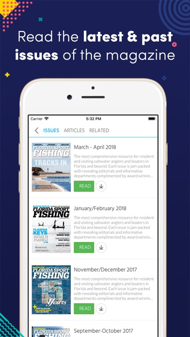 Florida Sport Fishing Screenshot