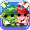 奶瓶战士-双人小游戏