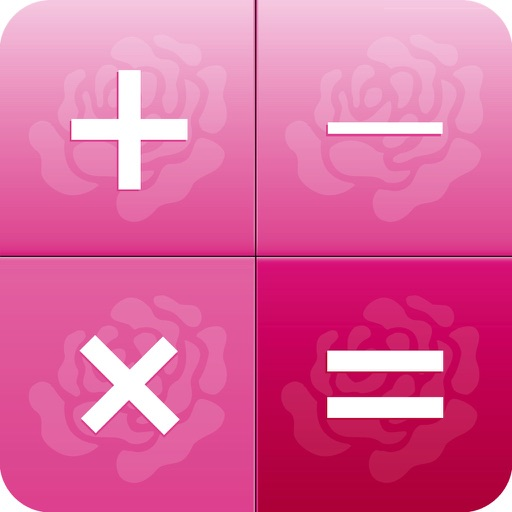 iPink Calculator iOS App
