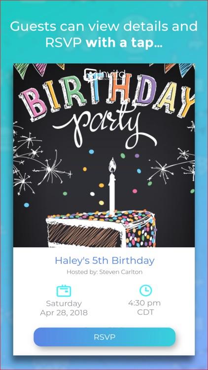 Invitd invitation maker rsvp by invitd invitd invitation maker rsvp stopboris Gallery