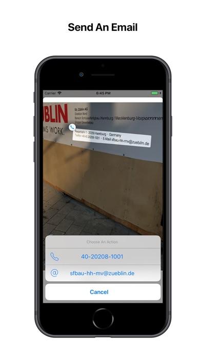 MemoCam: OCR Camera & Scanner Screenshots