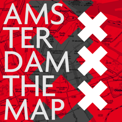 Amsterdam - The Map