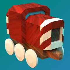 ChooChoo Holz Eisenbahn