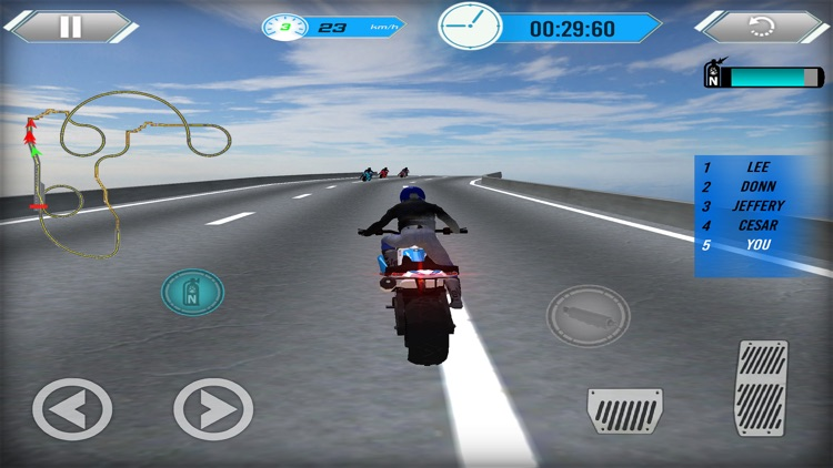 Impossible Track Motor Bike Rider: Stunt Man Race
