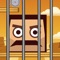 Help the Cube man escape from prison