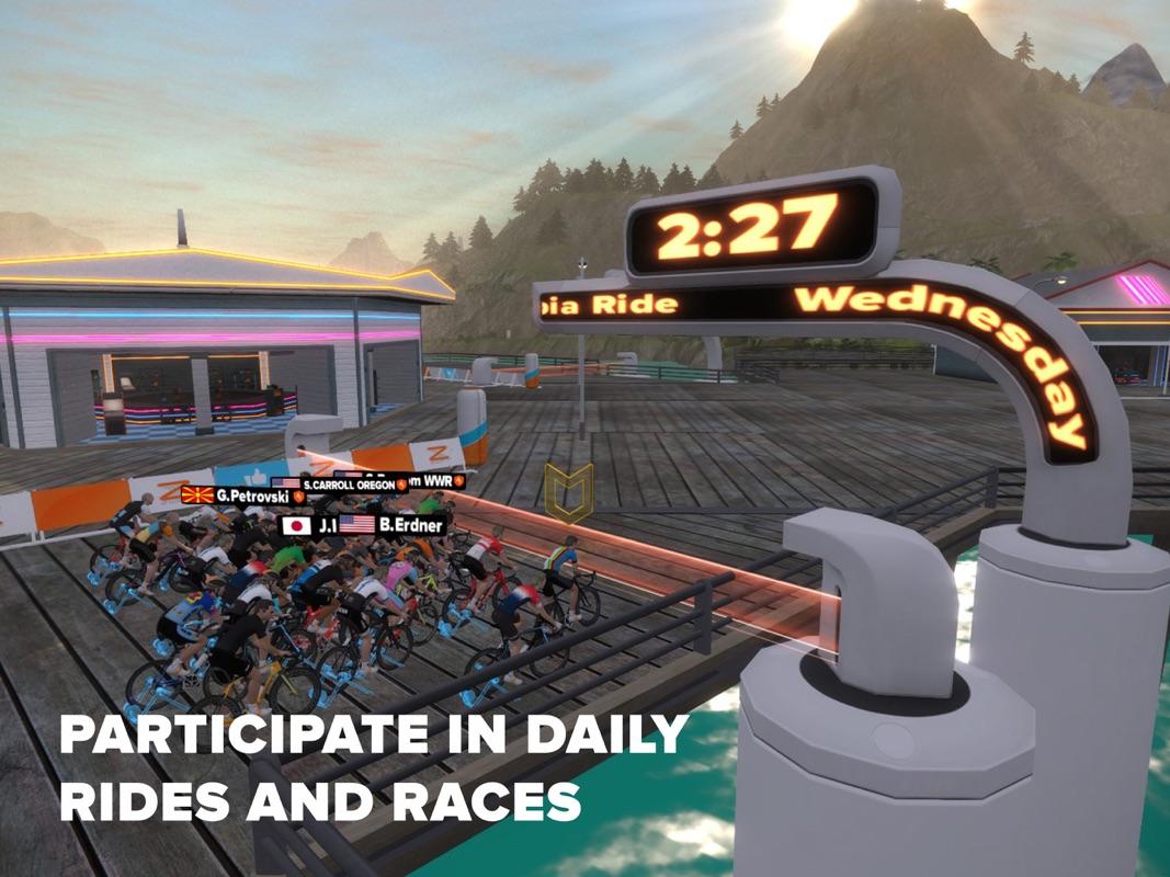 Zwift - Online Game Hack and Cheat   Gehack com