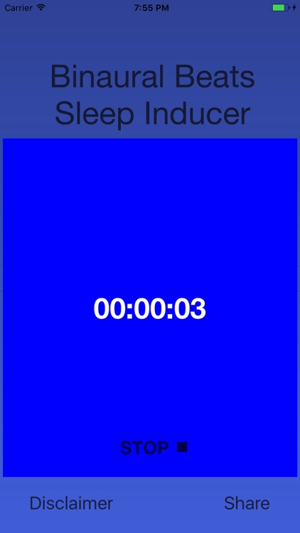 Binaural Beats Sleep Inducer screenshot-3